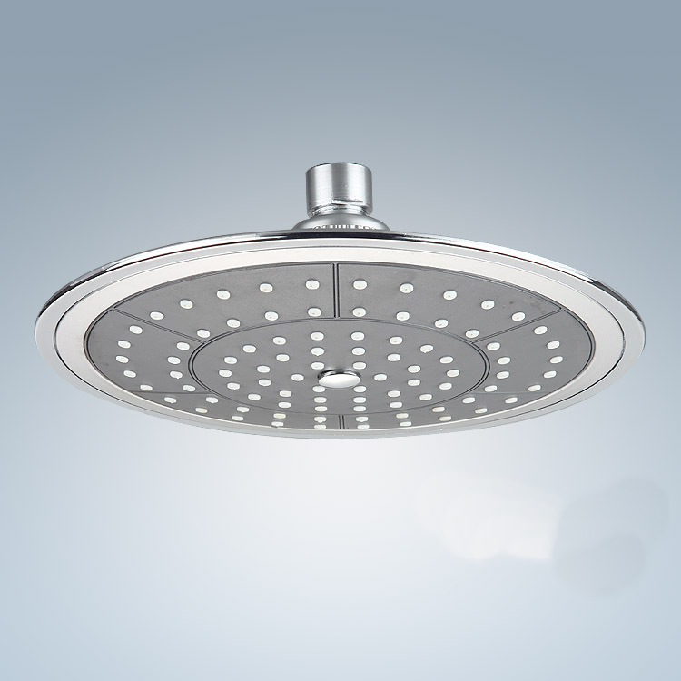 Contemporary 8 Inch A Grade ABS Rain Shower head AB08D