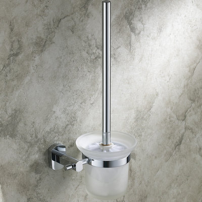 Solid Brass Bathroom Accessories Toilet Brush Holder TCB7304