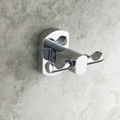 Solid Brass Chrome Finish Robe Hook TCB7306
