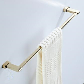 Ti-PVD Solid Brass 24-Inch Towel Bar TGB2005