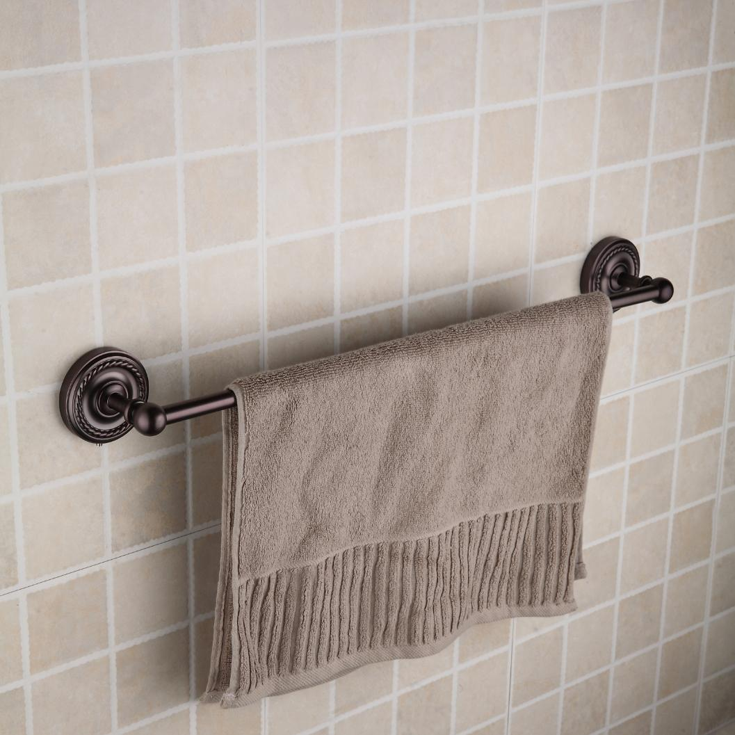 Oil Rubbed Bronze 25 Inch Towel Bar ORB1006