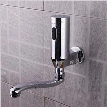 Brass Automatic Bahroom Washing Hands Tap Wall Mounted Sensor Tap TA0472