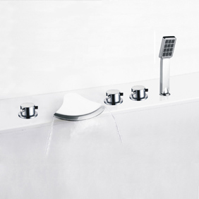 Waterfall Tap with Hand Shower T-7028